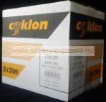 Cyklon bitumenes tömítő 310ml fekete (20db/karton)