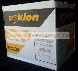 Cyklon neutrális szilikon 310 ml átlátszó (20db/karton)